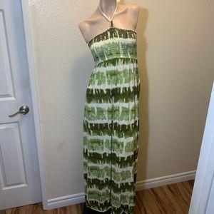 Mudd-Maxi Dress